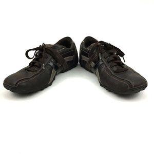 Men's Skechers Bicycle Toe Oxford Sneakers 11